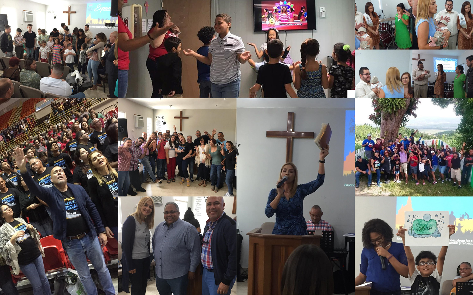 Somos <br> La Iglesia Más Feliz